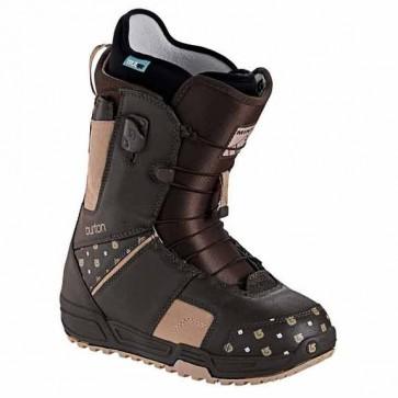 Burton Women's Mint Boots - Brown/Tan