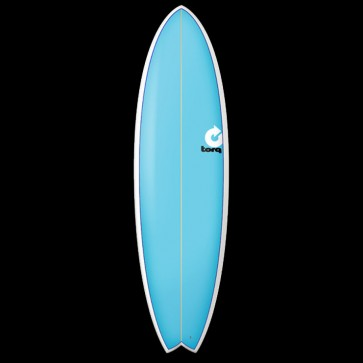 Torq Surfboards - 6'6'' Torq Mod Fish - Blue