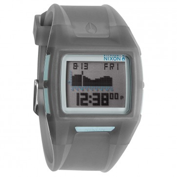Nixon Watches - The Lodown II - Translucent Charcoal