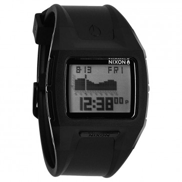 Nixon Watches - The Lodown II - Black Positive