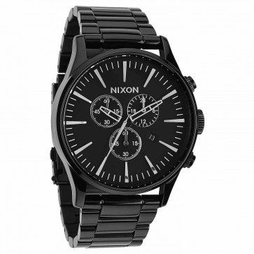 Nixon Watches - The Sentry Chrono - All Black