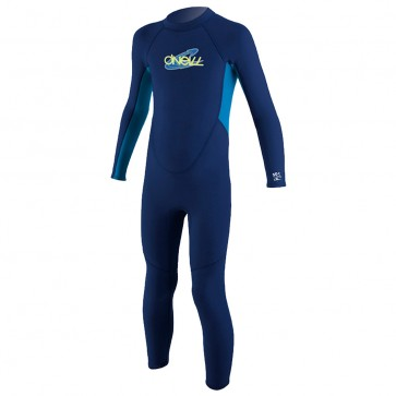 O'Neill Toddler Reactor 2mm Full Suit - Navy/Crip