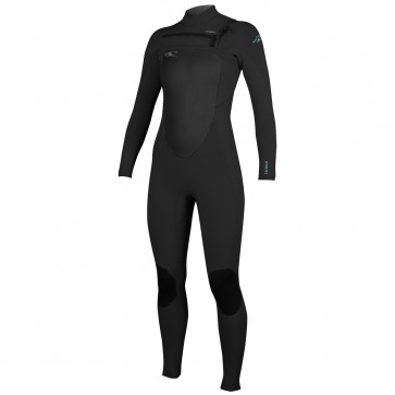 O'Neill Women's SuperFreak 4/3 Wetsuit - Black