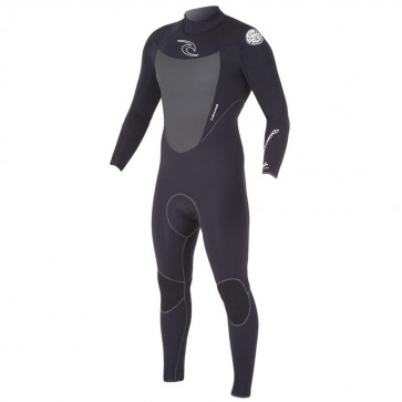 Rip Curl Dawn Patrol Plus 3/2 Wetsuit - Black