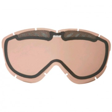 Spy Optics Targa II/Blizzard Goggle Replacement Lens - Bronze
