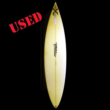 Xanadu Surfboards - USED 7'2 Semi Gun