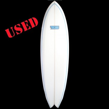 Global Surf Industries Surfboards - USED 6'8 7S Superfish XL PU
