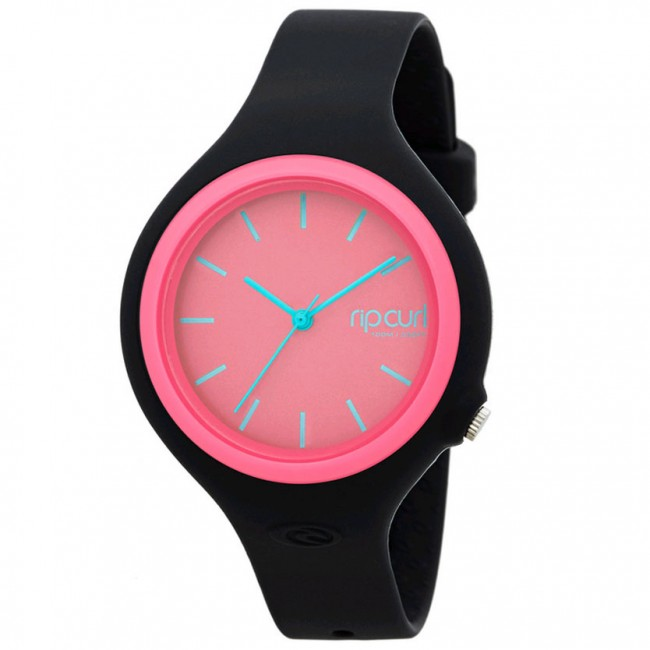 rip curl watches s pink cleanline
