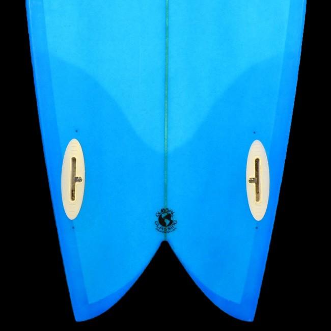 Channel Islands Surfboards Used 6 39 0 Retro Fish Surfboard