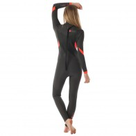 Billabong Women's Synergy 3/2 Back Zip Wetsuit