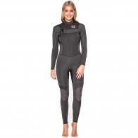 Billabong Women's Synergy 3/2 Chest Zip Wetsuit