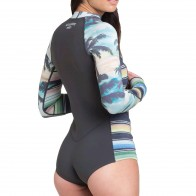 Billabong Women's Salty Dayz Long Sleeve Spring Wetsuit