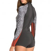 Billabong Women's Spring Fever Long Sleeve Spring Wetsuit