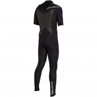 Billabong Foil 2mm Short Sleeve Chest Zip Wetsuit