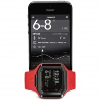 Nixon Watches The Ultratide - Red/Gunmetal
