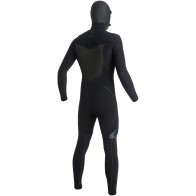 Quiksilver AG47 Performance 6/5/4 Hooded Chest Zip Wetsuit