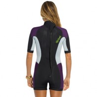Rip Curl Women's Dawn Patrol S/S Spring Wetsuit