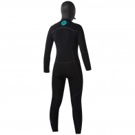 Roxy Women's Cypher 5/4/3 Hooded Wetsuit