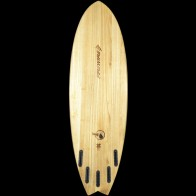 Firewire Surfboards - USED 5'6 Mayhem Round Nose Fish TimberTek