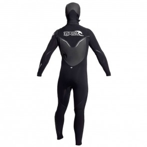 Rip Curl Flash Bomb 5/4 Hooded Chest Zip Wetsuit - 2012/2013