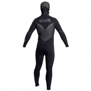 Rip Curl Flash Bomb 6/5/4 Hooded Chest Zip Wetsuit - 2012/2013