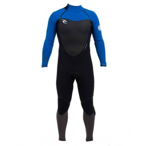 Rip Curl Flash Bomb 3/2 Back Zip Wetsuit - 2012/2013