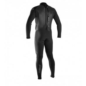 O'Neill Heat 3Q Zip FSW 4/3 Wetsuit - 2012/2014