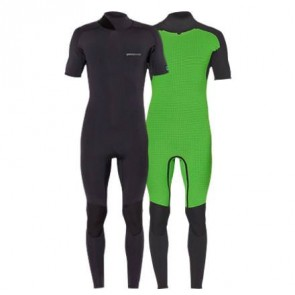 Patagonia R1 Back Zip Short Sleeve 2mm Wetsuit