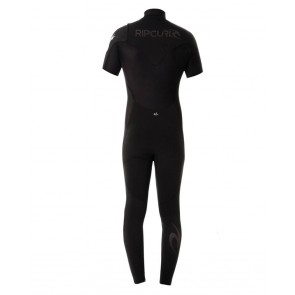 Rip Curl E-Bomb 2mm S/S Chest Zip Wetsuit
