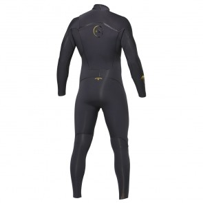 Quiksilver Cypher 4/3 Chest Zip Wetsuit - 2013/2014