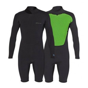 Patagonia R1 Back Zip Long Sleeve Spring Wetsuit