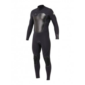 Quiksilver Cypher 3/2mm Fuse Flex Wetsuit - Black