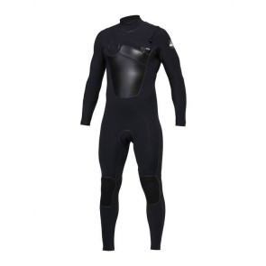 Quiksilver Cypher FuseFlex 3.5/3/2 Chest Zip Wetsuit- Front
