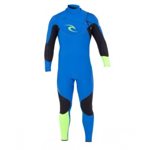 Rip Curl E-Bomb 3/2 Chest Zip Wetsuit
