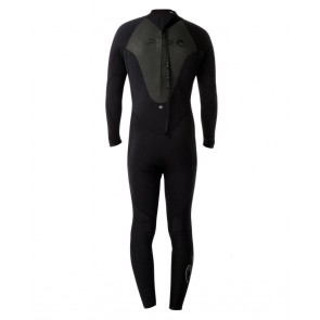 Rip Curl Flash Bomb 4/3 Back Zip Wetsuit