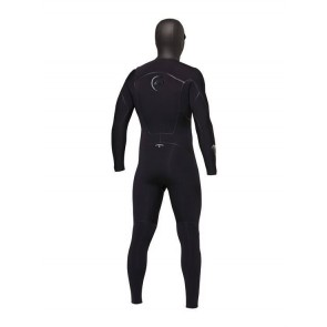 Quiksilver Cypher 5/4/3 Hooded Chest Zip Wetsuit - 2014
