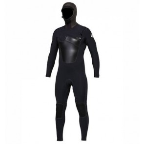 Quiksilver FuseFlex 5.5/5/4/3 Hooded Chest Zip Wetsuit