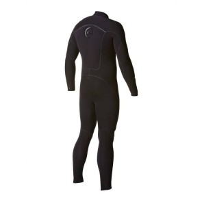 Quiksilver Cypher 3/2 Chest Zip Wetsuit - 2013/2014