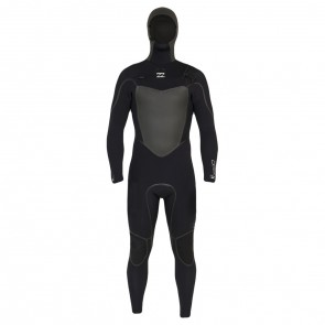 Billabong Xero Gold 4/3 Hooded Chest Zip Wetsuit