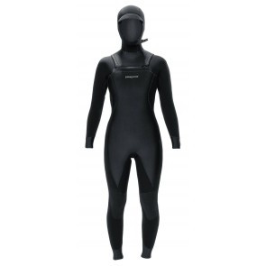 Patagonia Wetsuit - R4 Women's Hooded Chest Zip Full Suit - 87955