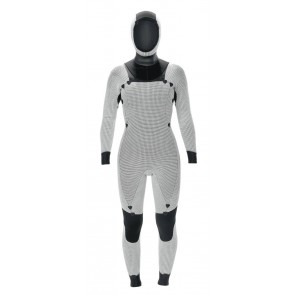 Patagonia Wetsuit - R4 Women's Hooded Chest Zip Wetstuit