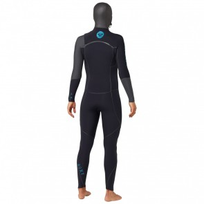 Roxy Women's Cypher 5/4/3 Hooded Wetsuit - 2014