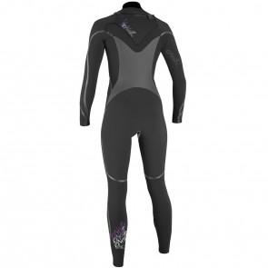 O'Neill Women's D-Lux Mod 5/4 W/Hood Wetsuit - 2014