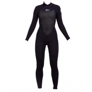 Rip Curl Women's Dawn Patrol 3/2 Back Zip Wetsuit - 2013/2014