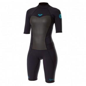 Roxy Women's Syncro 2/2 Back Zip Spring Wetsuit