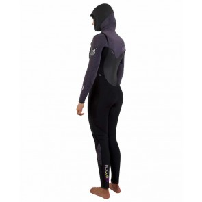 Rip Curl Women's Flash Bomb 5/4 Chest Zip Wetsuit 2013