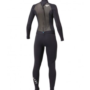 Roxy Women's Syncro 5/4/3 GBS Back Zip Full Wetsuit