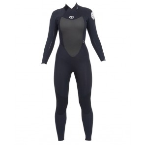 Rip Curl Women's Dawn Patrol 5/3 Back Zip Wetsuit