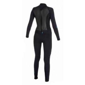 Roxy Women's Syncro 5/4/3 GBS Back Zip Wetsuit - 2013/2014