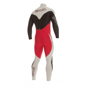 Rip Curl Youth E-Bomb Pro 3/2 Chest Zip Wetsuit
